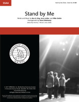 Stand By Me (SSAA) (arr. Delehanty) - Download