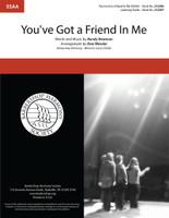 You've Got a Friend in Me (SSAA) (arr. Wessler)