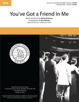 You've Got a Friend in Me (SATB) (arr. Wessler)