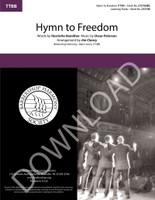 Hymn to Freedom (TTBB) (arr. Clancy) - Download