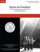 Hymn to Freedom (SSAA) (arr. Clancy)
