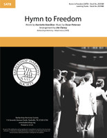 Hymn to Freedom (SATB) (arr. Clancy)