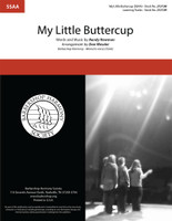 My Little Buttercup (SSAA) (arr. Wessler)