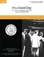 It's a Good Day (SATB) (arr. Steinkamp)