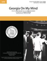 Georgia on My Mind (SATB) (arr. Jamison)