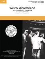 Winter Wonderland (SATB) (arr. Waesche)