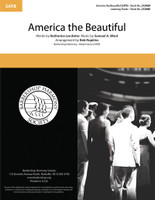 America the Beautiful (SATB) (arr. Hopkins)