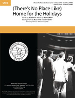 (There's No Place Like) Home for the Holidays (SATB) (arr. Foris & Szabo)