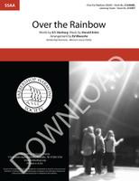 Over the Rainbow (SSAA) (arr. Waesche) - Download