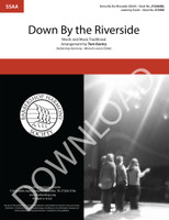 Down By the Riverside (SSAA) (arr. Gentry) - Download