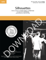 Silhouettes (SATB) (arr. Gentry) - Download