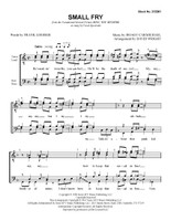 Small Fry (TTBB) (arr. Wright) - Download