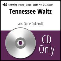 Tennessee Waltz (TTBB) (arr. Cokeroft) - CD Learning Tracks for 213358