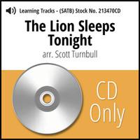 The Lion Sleeps Tonight (SATB) (arr. Turnbull) - CD Learning Tracks for 213469
