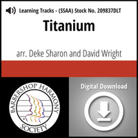 Titanium (SSAA) (arr. Sharon & Wright) - Digital Learning Tracks for 209796