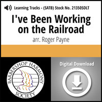 I've Been Working on the Railroad (SATB) (arr. Payne) - Digital Learning Tracks for 213503
