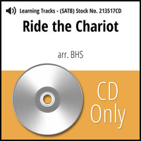 Ride the Chariot (SATB) (arr. BHS) - CD Learning Tracks for 213516