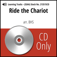 Ride the Chariot (SSAA) (arr. BHS) - CD Learning Tracks for 213514