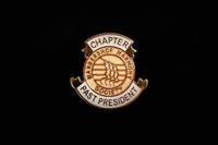 Chapter Past Officer Pins