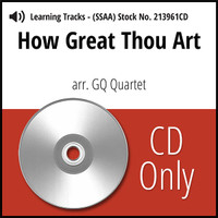 How Great Thou Art (SSAA) (arr. Sandroni, Gillis, Hauger, Macdonald) - CD Learning Tracks for 213942