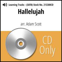 Hallelujah (SATB) (arr. Scott) - CD Learning Tracks for 213379