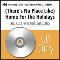 (There's No Place Like) Home for the Holidays (SATB) (arr. Foris & Szabo) - CD Learning Tracks for 213483
