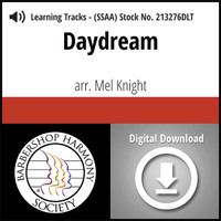 Daydream (SSAA) (arr. Knight) - Digital Tracks for 213275