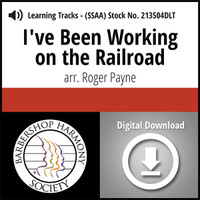 I've Been Working on the Railroad (SSAA) (arr. Payne) - Digital Learning Tracks for 213502