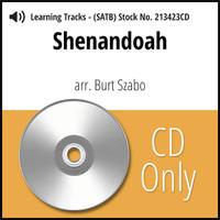Shenandoah (SATB) (arr. Szabo) - CD Learning Tracks for 213422