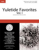 Yuletide Favorites Vol. I Songbook (SSAA)