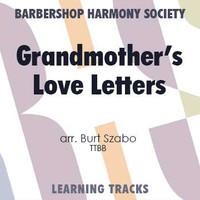 Grandmother's Love Letters (TTBB) (arr. Szabo) - Digital Learning Tracks for 8093