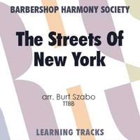 The Streets Of New York (TTBB) (arr. Szabo) - Digital Learning Tracks for 8082