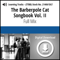 Barberpole Cat Songbook Vol. II (Full Mixes) - Digital Learning Tracks for 212677