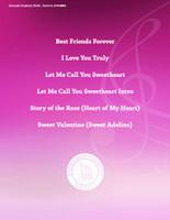 Serenade Songbook (SSAA) - Download