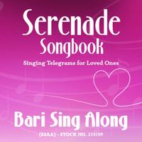 Serenade Songbook (SSAA) - Baritone Sing Along Tracks - (Full Mix minus Bari) for 214100