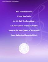 Serenade Songbook (SATB)