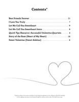 Serenade Songbook (SATB) - Download
