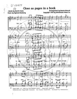 Close As Pages In A Book (TTBB) (arr. Dennis Driscoll)-UNPUB