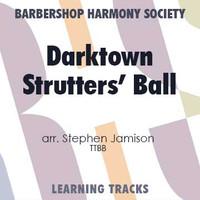 Darktown Strutters' Ball (TTBB) (arr. Jamison) - CD Learning Tracks for 7300
