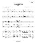Charleston (TTBB) (arr. Briner) - Download
