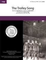 The Trolley Song (TTBB) (arr. Craig) - Download