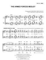 Armed Forces Medley (TTBB) (arr. King, Grant, Delehanty, & Ewald) - Download