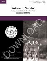 Return to Sender (TTBB) (arr. Enders) - Download