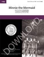 Minnie The Mermaid (TTBB) (arr. Driscoll) - Download