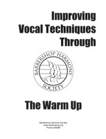 Improving Vocal Techniques