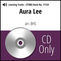Aura Lee (Hx) (Same As Sb) (TTBB) (arr. BHS) - CD Learning Tracks for 8621