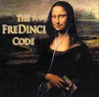 Fred - The FreDinci Code CD