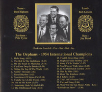 The Orphans - AIC Masterworks CD