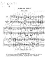 Mischief Medley (SSAA) (arr. Tom Gentry)-UNPUB