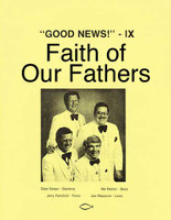 Good News Gospel Songbook 9